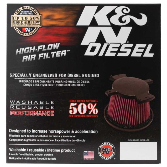 K/& N filtre k/& N Filtre à air de rechange e-2435