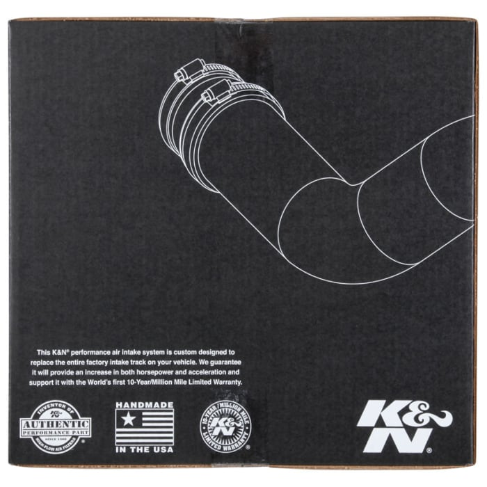 K/&N 63-3092 Performance Intake Kit