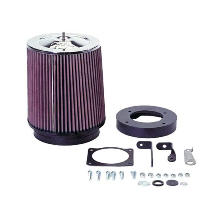 K/&N 57-2510-1 FIPK Performance Air Intake System