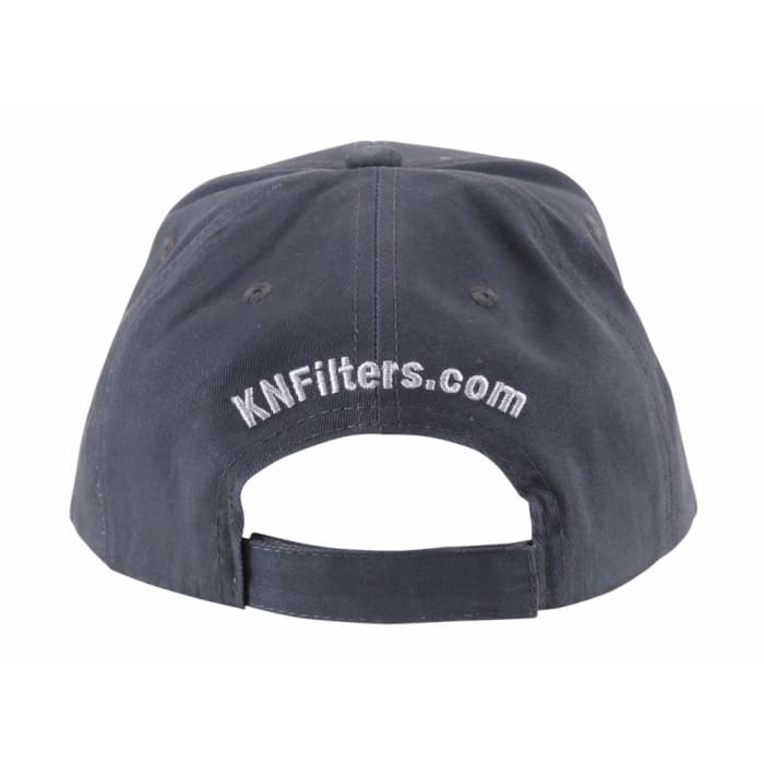 K/&N Performance Hat Gray, One Size