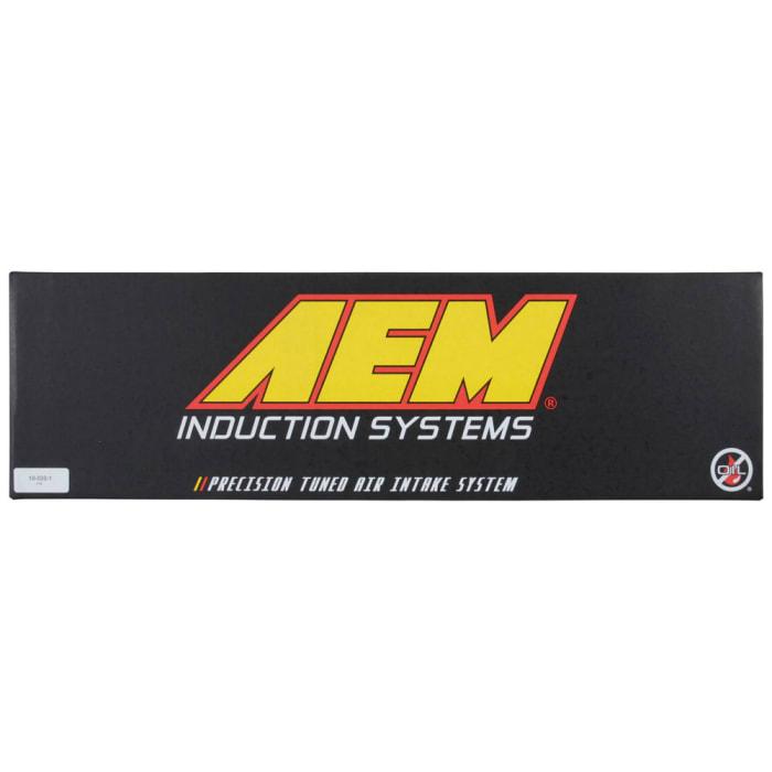 AEM 22-406R Red Short Ram Intake System