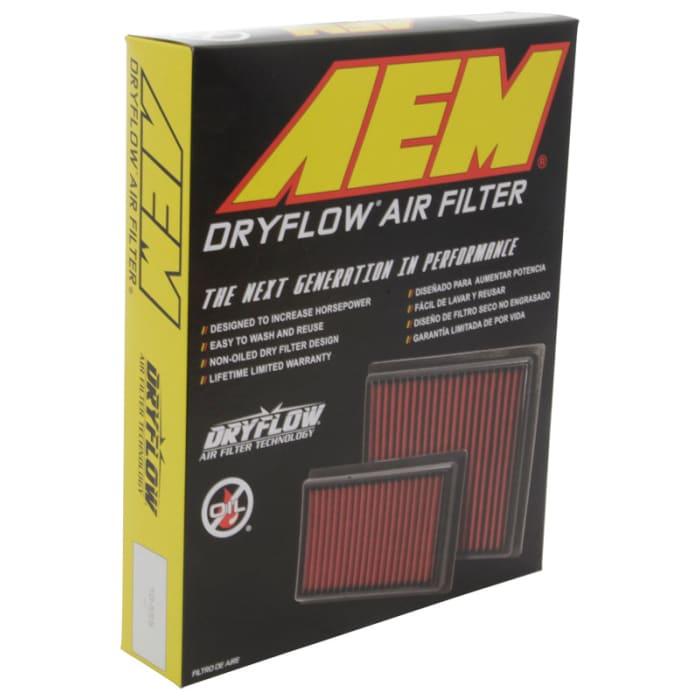 AEM DryFlow Air Filter HUMMER H3 5.3L-V8 28-20408