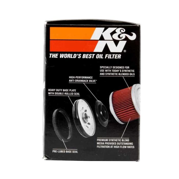 K/&N KN-198 Oil Filter