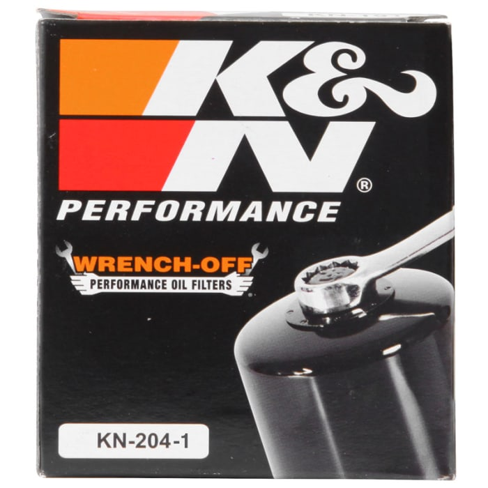 compatible with MOTORBIKE MOTORCYLE POWERSPORTS KN-204-1 K/&N KN Oil Filter CANISTER TYPE