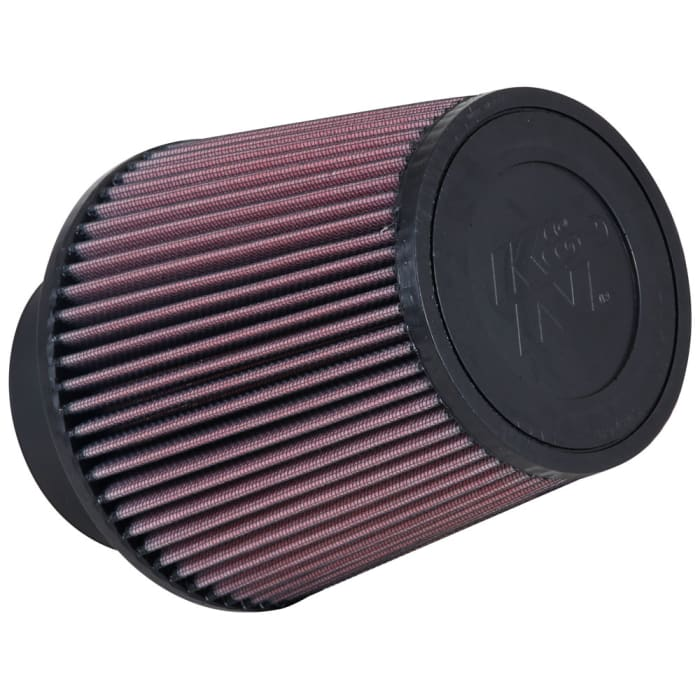 K/&N Filters RE-0950 Washable and Reusable Car and Motorcycle Universal Rubber Filter