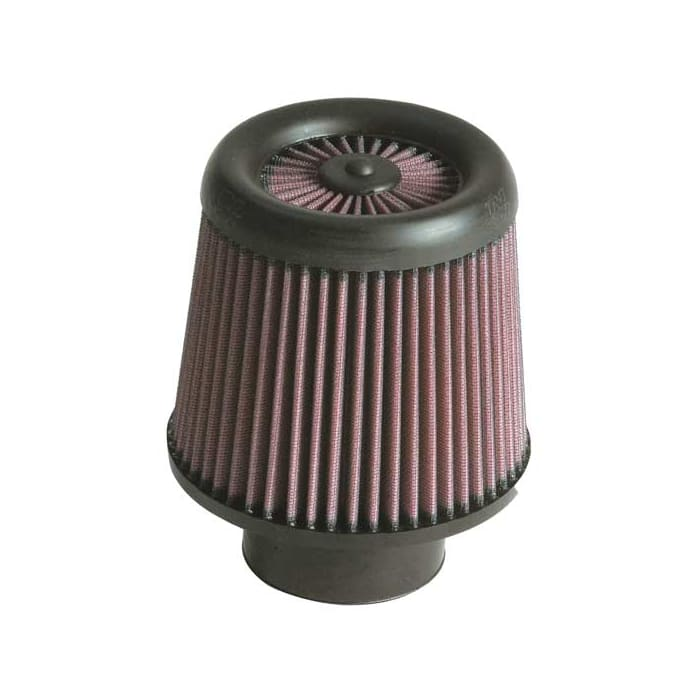 K/&N RX-4990 Universal Round Tapered X-Stream Clamp-On Air Filter