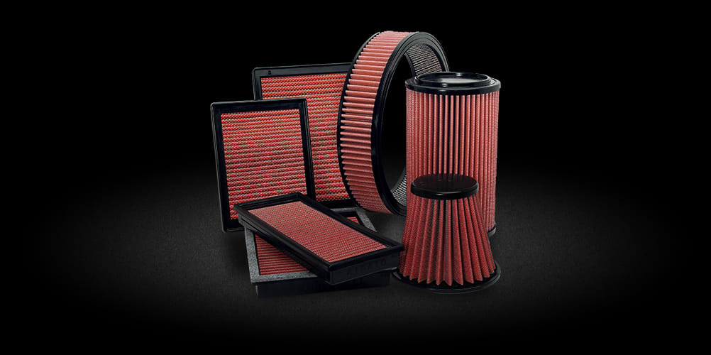 Airaid premium replacement air filters