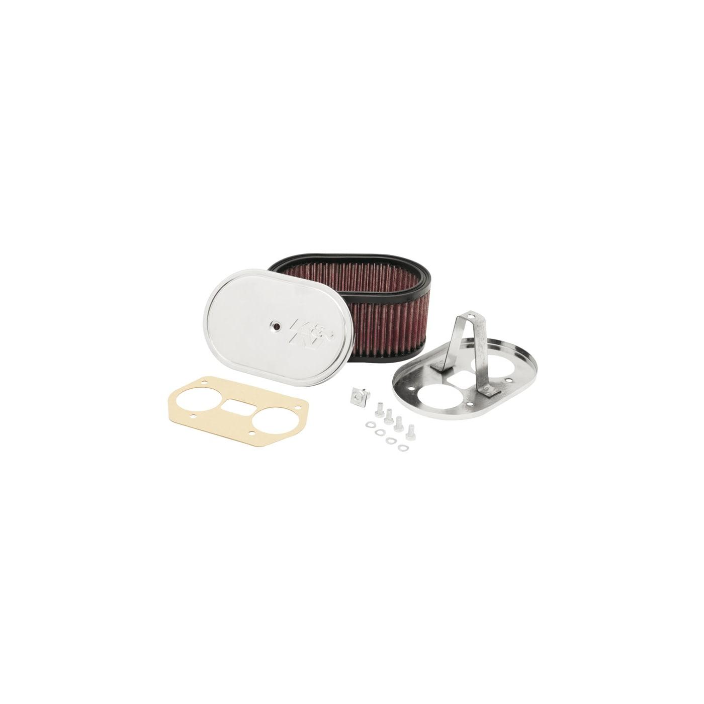 K/&N E-3341 High Performance Custom Air Filter