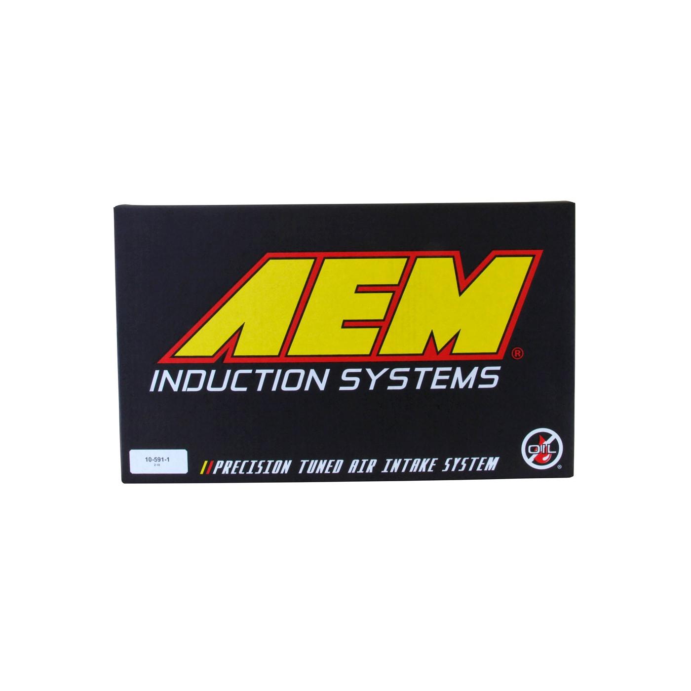 AEM 21-858C Cold Air Intake System for 2019-2020 Kia Forte L4-2.0L F//I