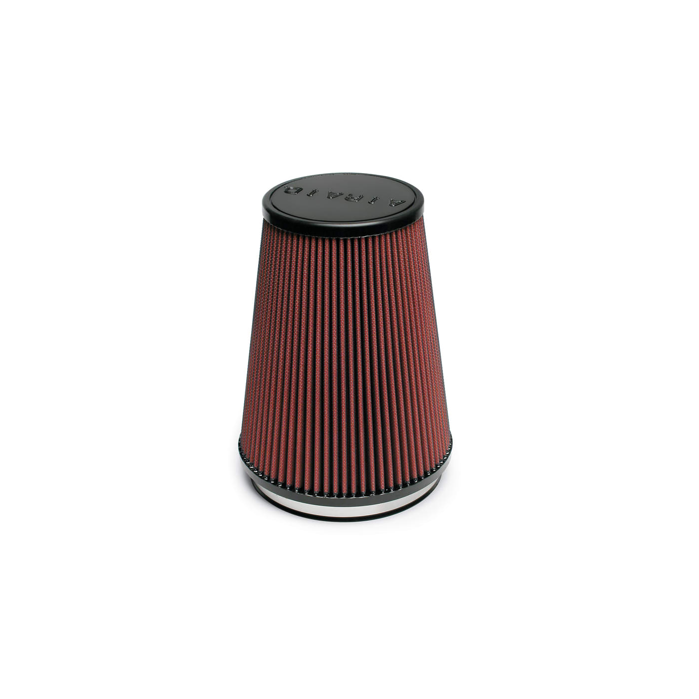Height; 7.25 in Top Airaid 701-469 Universal Clamp-On Air Filter: Round Tapered; 6 in 127 mm Flange ID; 9 in Base; 5 in 184 mm 152 mm 229 mm