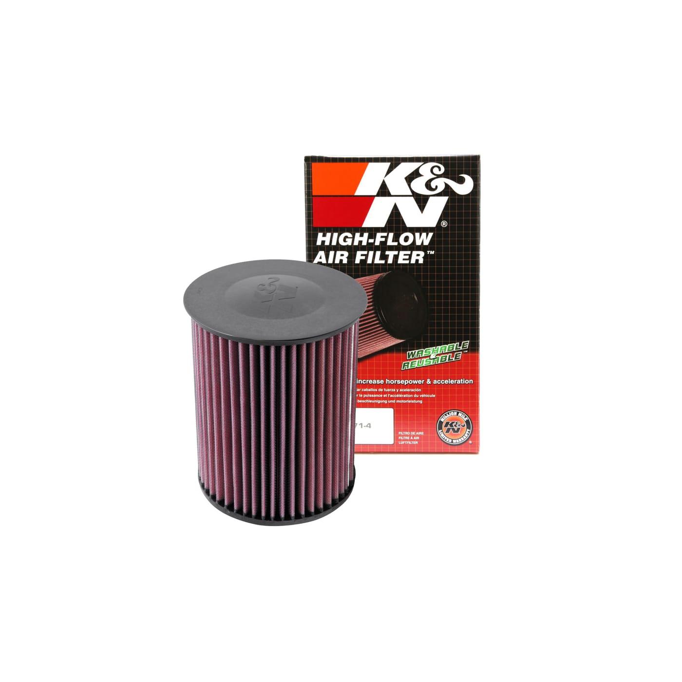 E-2993 K/&n Filtro de aire se ajusta Ford Focus II 2.0 2008-2010