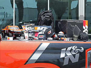 k&n giveaway and prizes