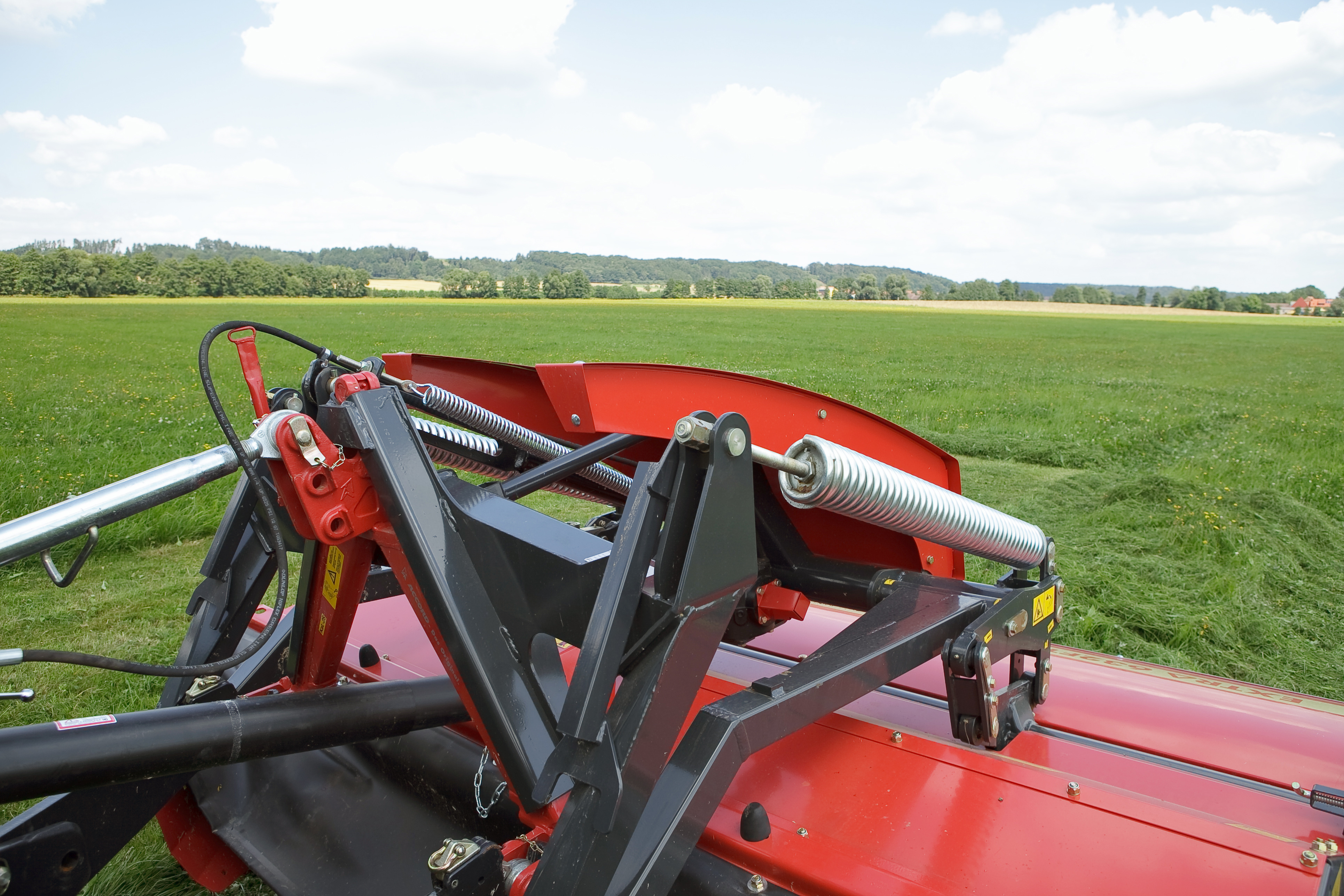 Disc Mower Conditioners, Front Mounted - Vicon EXTRA 628 FT - 632 FT