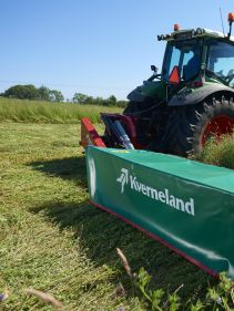 KVERNELAND 2624 M - 2628 M - 2632 M, low power requierments, easy handling and high outputs