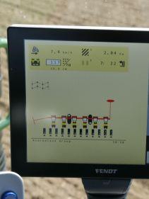Kverneland  precision drill