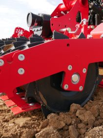 Kverneland power harrows