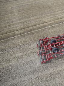 Turbo T i-Tiller providing high quality and solid output on the field