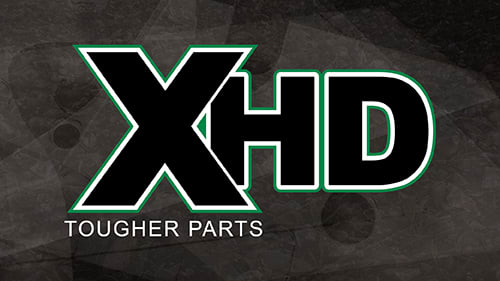 XHD tougher spare parts