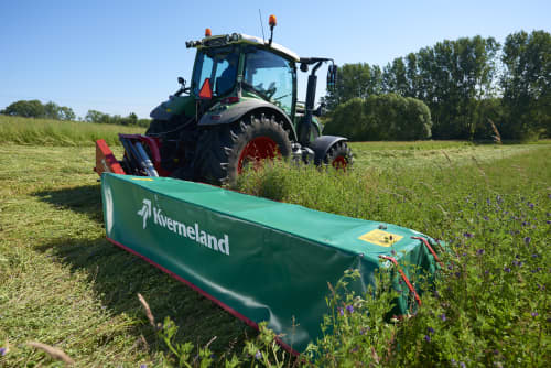 Plain Mowers - KVERNELAND 2624 M - 2628 M - 2632 M, low power requierments, easy handling and high outputs