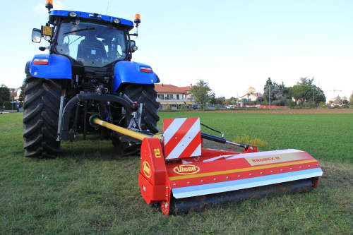Choppers - VICON BROMEX PXD, versatile machine suitable for front and rear tractor mounting also Robust Transmission