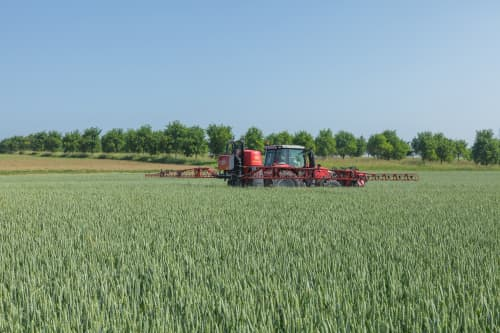 Kverneland iXter B, stable and powerful, easy in use with high precision
