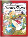 Personalised Nursery Rhyme Land book for Kids