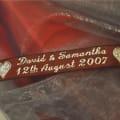personalised celebration ribbon