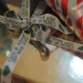 celebration ribbon Labels4Kids