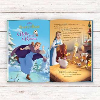 Personalised Disney Book - Disney Princesses' Tales of Bravery