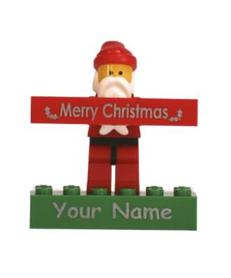 Personaggio Lego® Babbo Natale