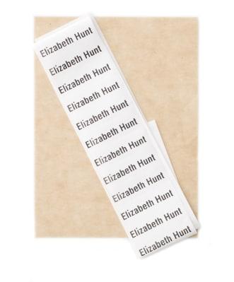 Étiquettes Thermocollantes Fondantes
