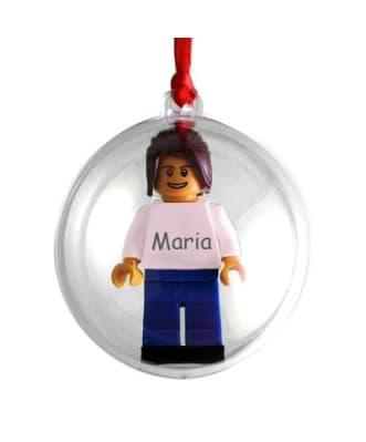 LEGO® Personalizzati Palle Natalizie