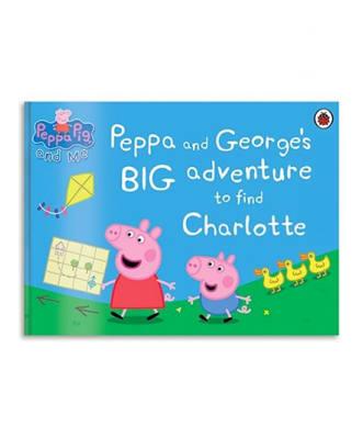 Personalised Peppa Pig: Big Adventure Book
