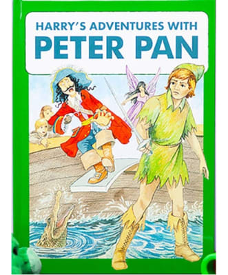 Personalised Peter Pan Book