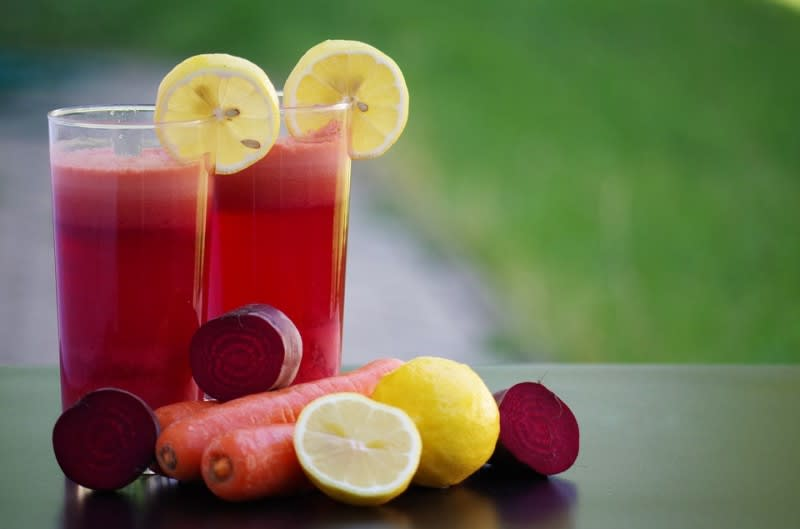 beet juice in a glass - do beets cause diarrhea article