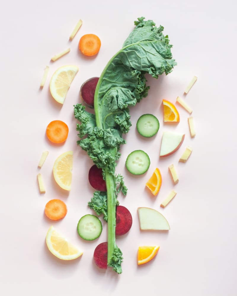 Nutrients and Vitamins in Beets