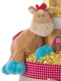 Farm Animal Plush Baby Toy