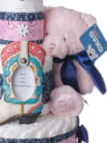 Baby Gund Pink Teddy Bear