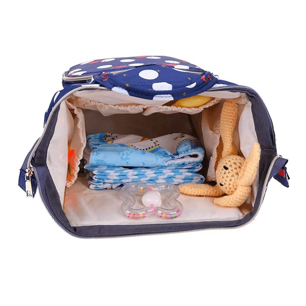 Mommy And Baby Bag (Assorted Colours)