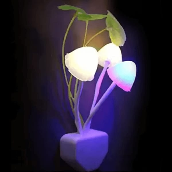 Mushroom Shape LED Automatic Sensor Lamp/ Light