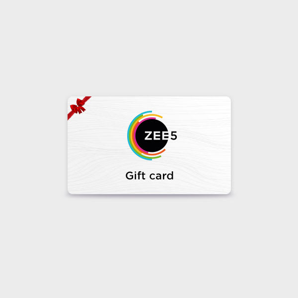 Zee5 gift card slider isb6ml