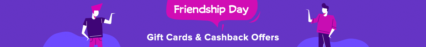 Friendship day campaign dz3unx