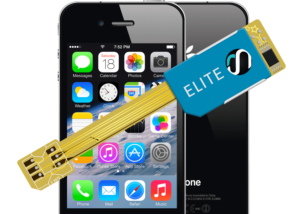 MAGICSIM Elite - iPhone 4/4S