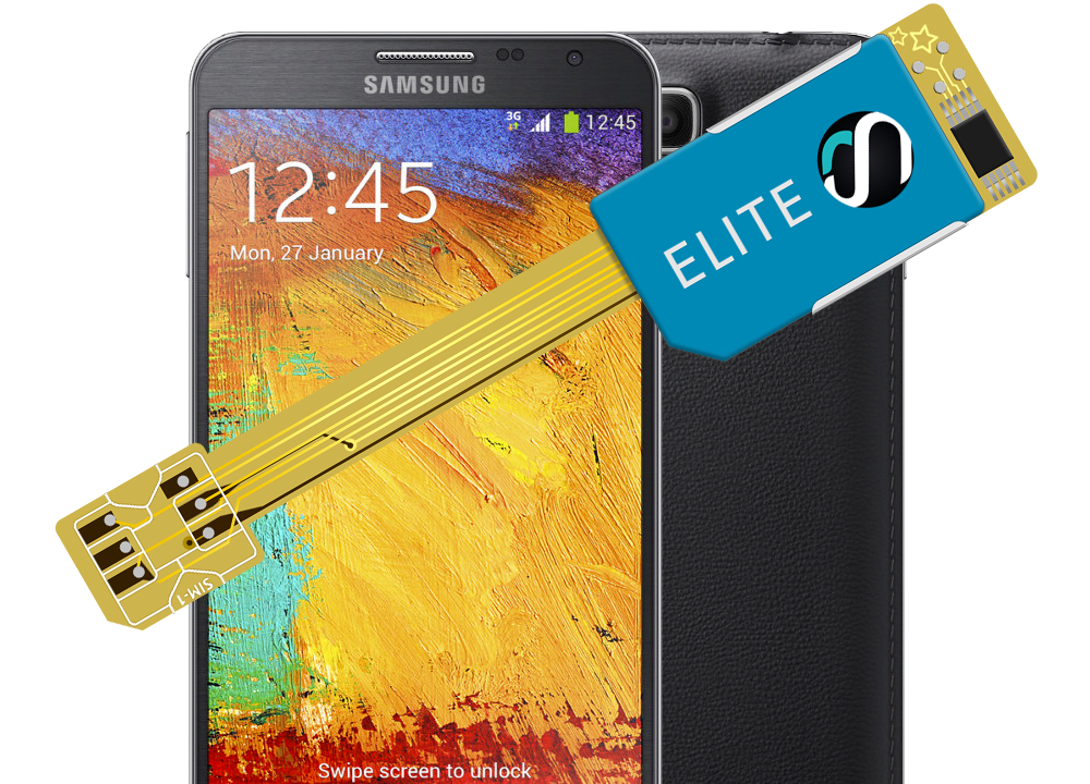 MAGICSIM Elite - Galaxy Note 3