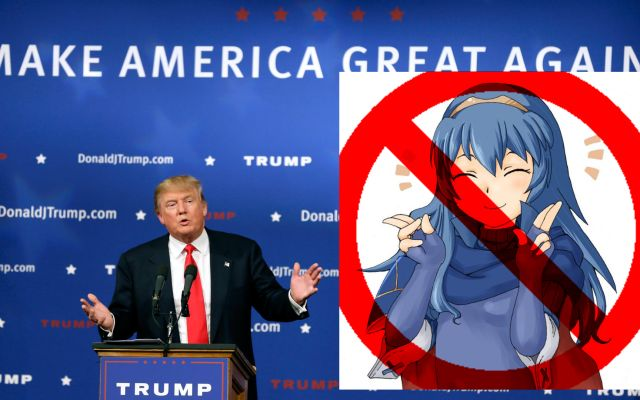 Nintendo, Sony Stocks Plummet As President Trump Issues Ban On Anime