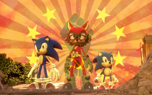 Sonic Forces' Strong Anti-Trump Message Stirs Controversy Among Conservative Parents