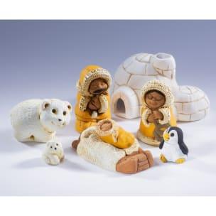 CNC147S Polar Bears Small