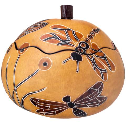 CGB309S Whimsy Dragonfly Box