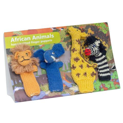 USP655B African Animals