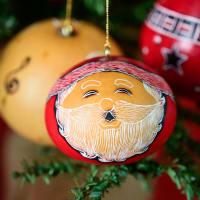 Santa Smile - Mini